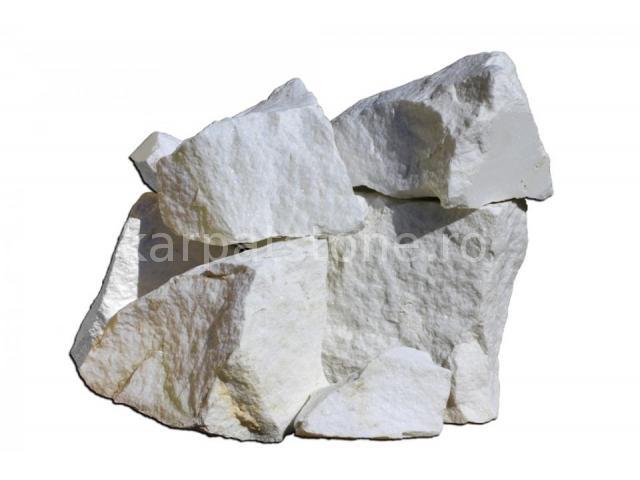 Stanci de Marmura Alba 20-40 cm 1