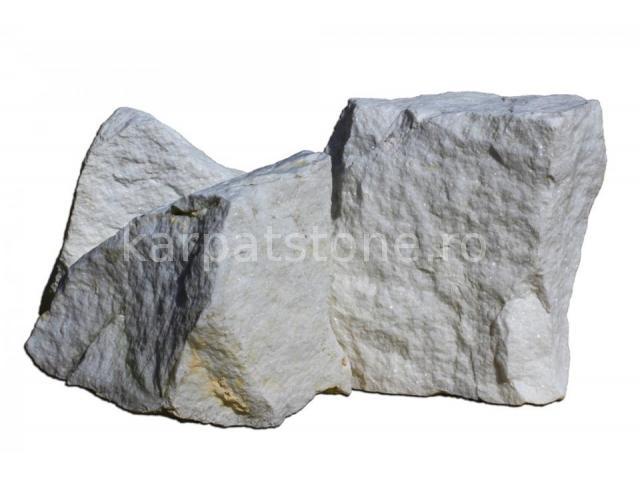 Stanci de Marmura Alba 20-40 cm 4