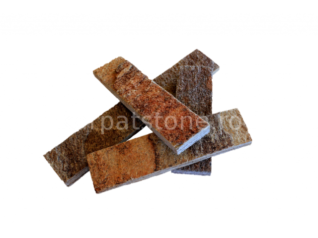 Eskola - Brown gneiss, cutted 5 cm x free length