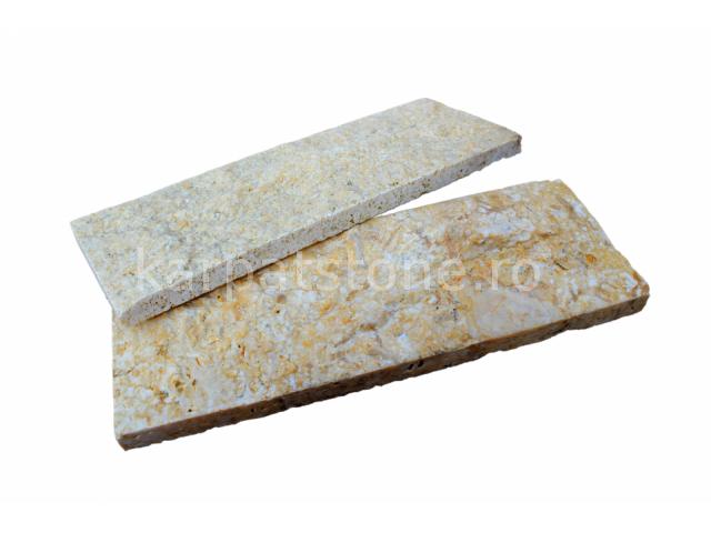 Eufrates - Calcar galben deschis, tăiată (dimensionată)