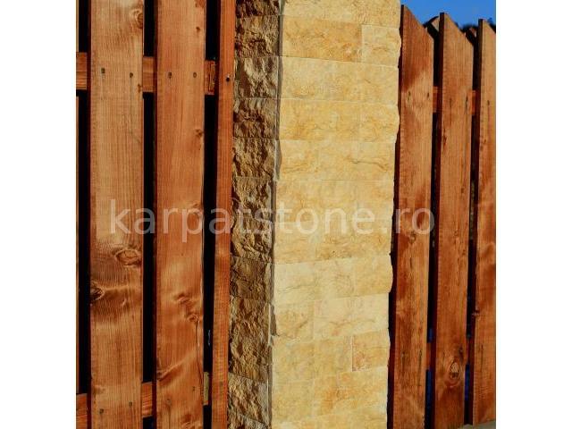 Eufrates - Calcar galben închis, formă tăiată (dimensionată)