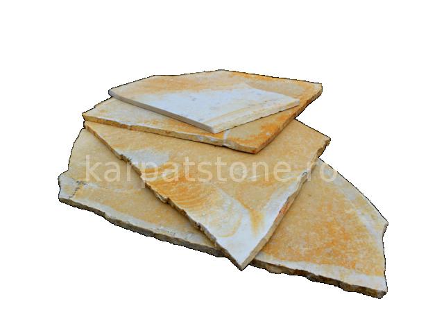 Solnhofener gelber Kalkstein 5-7, 8-12, 13-19 mm