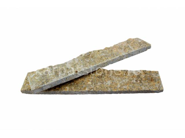 Eufrátesz - Mustár-barna mészkő, keskeny