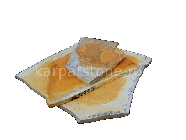 Solnhofen - Gelber Kalkstein 8-12 mm