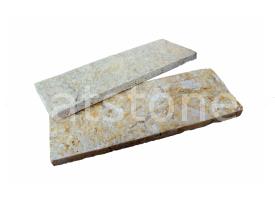 Eufrátesz - Világos sárga mészkő, 8 x 22 x 1-1,5 cm
